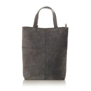 Gucci Suede Handbag