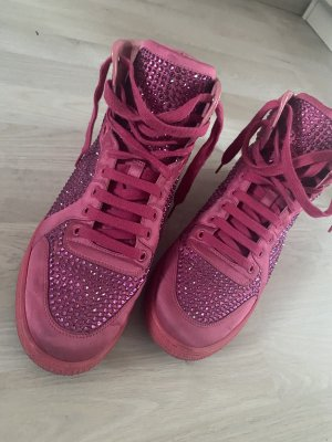 Gucci Swarovski Schuhe