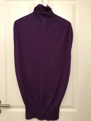 Gucci Maglione oversize viola scuro