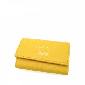 Gucci Swing Leather Key Holder
