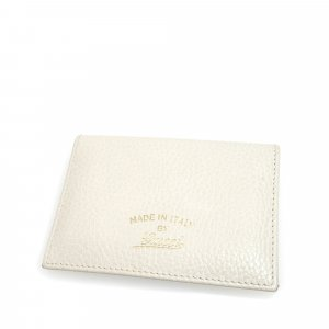 Gucci Swing Leather Passport Cover