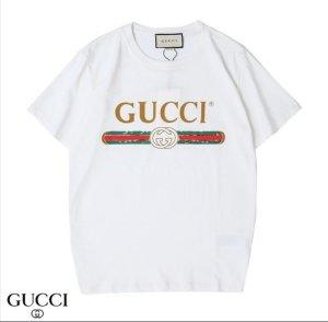 Gucci T-shirt imprimé blanc-noir