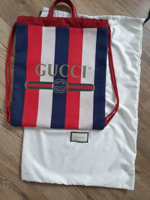 Gucci Carry Bag red-blue