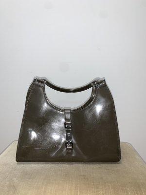 Gucci Torebka podręczna ciemnozielony-ciemnobrązowy