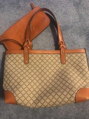 Gucci Carry Bag orange-light brown