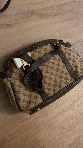 Gucci Borsetta marrone-nero