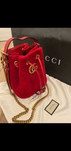 Gucci Pouch Bag red