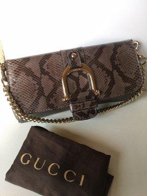 Gucci Schoudertas grijs-grijs-lila
