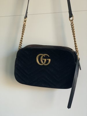 GUCCI Tasche Marmont Samt mit Kassenbeleg | NP 950 Euro