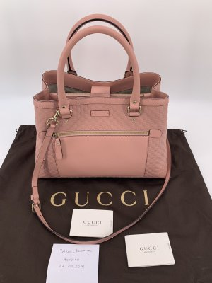 Gucci Schoudertas roze