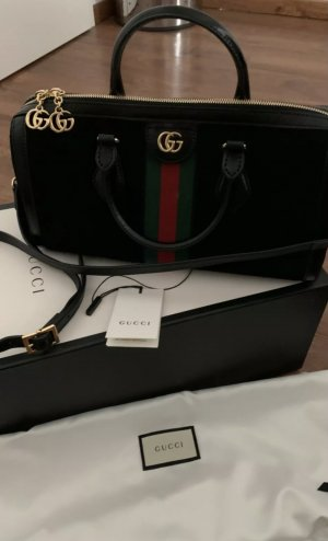 Gucci Handbag black-red