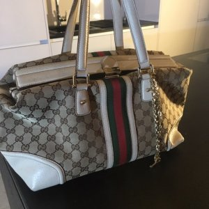 Gucci Tasche Original Canvas GG Muster