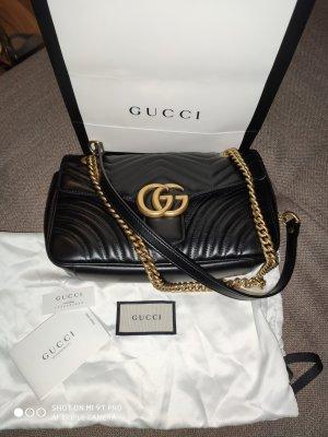 Gucci Tasche/Schultertasche GG Marmont aus Matelassé