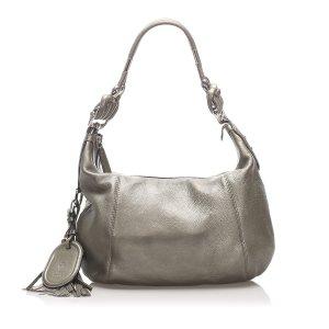 Gucci Techno Horsebit Hobo Bag