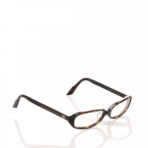 Gucci Transparent Optical Frame