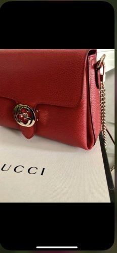 GUCCI  Traumhaft edle Leder- Designertasche