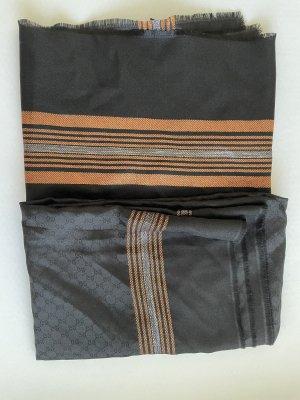 Gucci Bufanda de cachemir negro