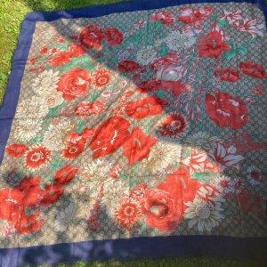 Gucci Écharpe d'été rouge