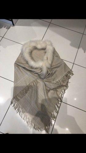 Gucci Doek wit-licht beige