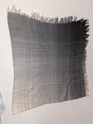 Gucci Fazzoletto da collo grigio-grigio chiaro