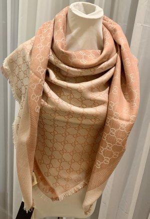 Gucci Bufanda de lana rosa empolvado-rosa