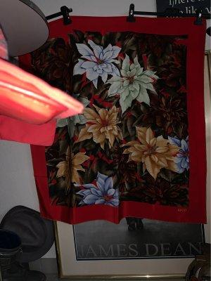 Gucci Zijden doek veelkleurig Zijde