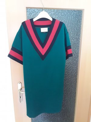 Gucci Robe pull vert forêt polyester