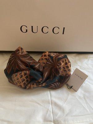 Gucci Nauszniki piaskowy brąz