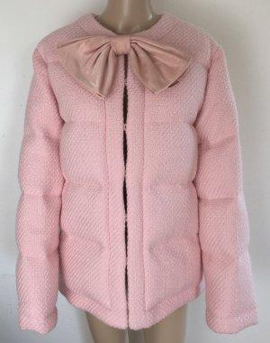 Gucci, Tweed-Daunenjacke, Rosa, It. 44 (40), neu, € 2.500,-