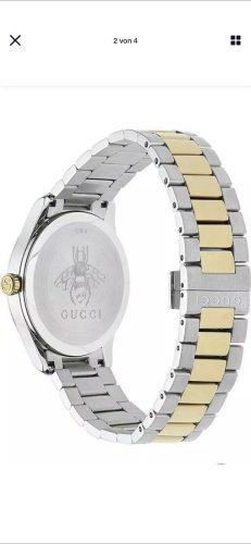 Gucci Zegarek automatyczny złoto-srebrny
