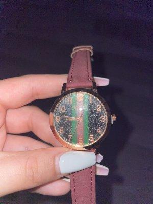 Gucci Analoog horloge veelkleurig