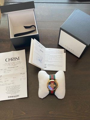 Gucci Uhr , G-Timeless 38mm