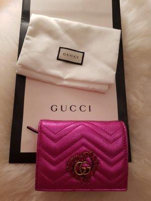 Gucci Portafogli rosa Pelle