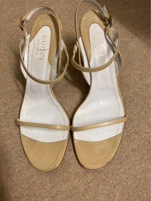 Gucci Vintage Sandalen