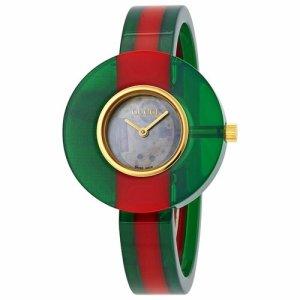 Gucci Fermoir de montre multicolore