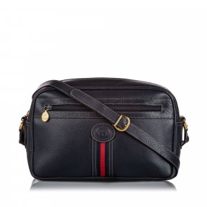 Gucci Crossbody bag black leather
