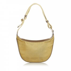 Gucci Hobos gold-colored
