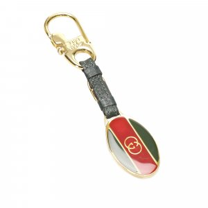 Gucci Web Key Chain