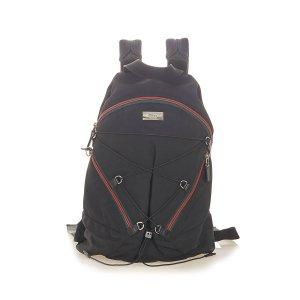 Gucci Backpack black nylon