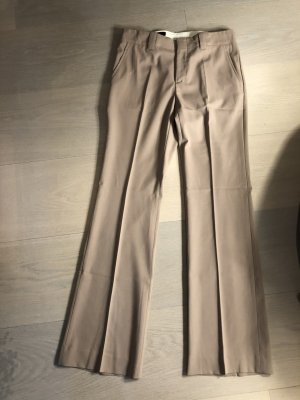 Gucci Woolen Trousers camel wool