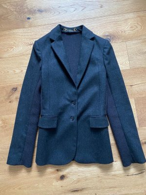 Gucci Wool Blazer dark grey-anthracite