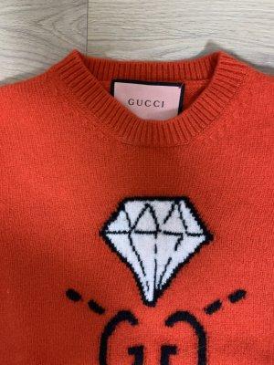 Gucci Maglione di lana multicolore