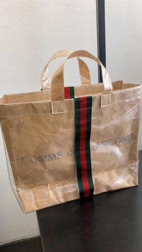 Gucci x Comme des Garçons Tasche Tote bag, neu