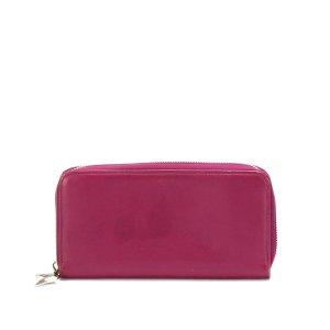 Gucci Zip Around Leather Wallet