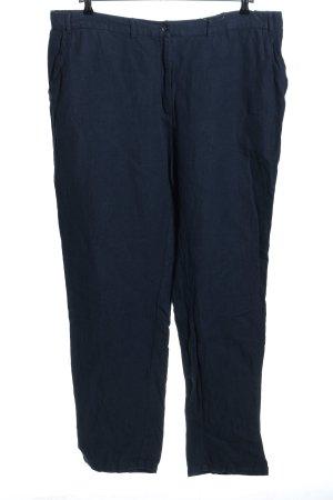 Gudrun Sjöden Pantalone di lino blu stile casual