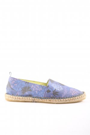Gudrun Sjöden Espadrille Sandals abstract pattern casual look