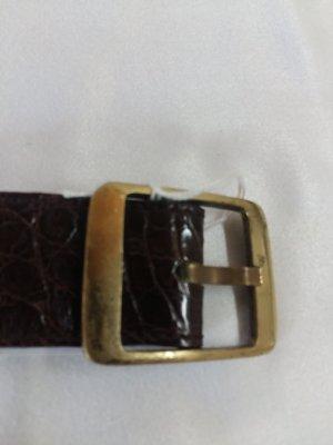 Waist Belt dark brown