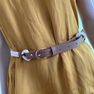 accessories Cinturón pélvico marrón claro-crema