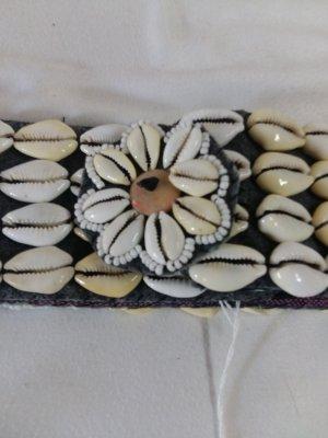 Waist Belt natural white