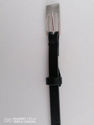 Leather Belt black leather
